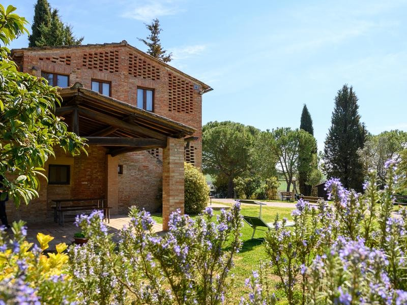 accommodatie Val d'Orcia